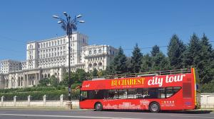 Autobuzele Bucharest City Tour reincep sa circule din 2 iunie