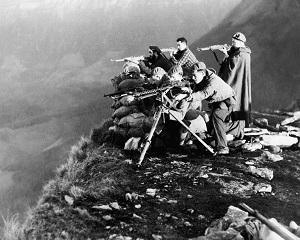 28 martie 1939: se incheie razboiul civil spaniol