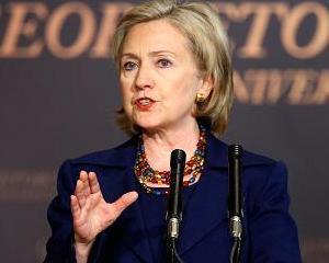 Hillary Clinton, scumpa la vorba: A primit 200.000 de dolari pentru a sustine cateva discursuri