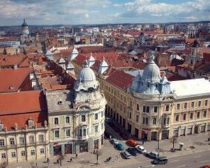 """""""Iubesc Clujul"""", un vernisaj de ziua lui Eminescu"""