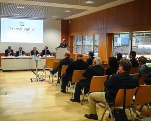 Investitorii din Orientul Mijlociu, interesati de proiectul Cluj Innovation City