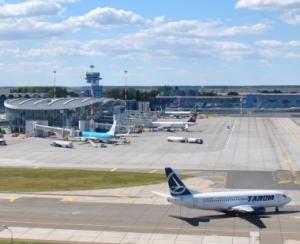 """Aeroportul """"Henri Coanda"""" sta bine la securitatea aviatiei"""