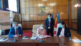 CNAIR a semnat contractul pentru proiectarea si construirea lotului 4 aferent Autostrazii de Centura Bucuresti Nord