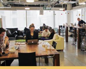 Sunt spatiile de co-working un secret pentru afacerile de succes?
