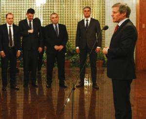 Dacian Ciolos vrea sa-i incurajeze pe investitori sa profite de situatia buna a Romaniei