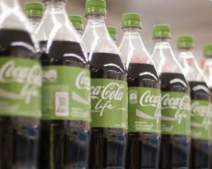 Coca-Cola Life, lansata in Argentina