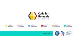 datelazi.ro, a treia solutie din ecosistemul de 6 solutii digitale de lupta contra efectelor COVID-19, a fost lansata de Code for Romania Task Force in parteneriat cu Guvernul Romaniei prin Autoritate