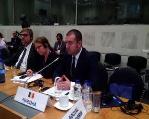 Codrin Scutaru: Libera circulatie si mobilitatea fortei de munca in UE nu sunt negociabile