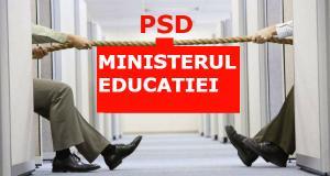Ministerul Educatiei nu e pentru cine se pregateste, e pentru cine vrea Dragnea