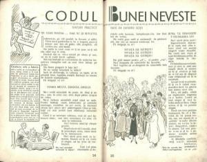 Codul bunei neveste: Sfaturi pentru fericire conjugala din 1934