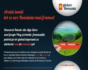 Ogilvy si Romania's Friends promoveaza Romania prin aplicatia Rando
