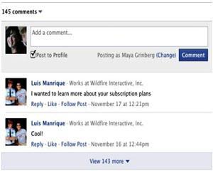 Cum poate un comentariu online sa ne modifice modul de gandire