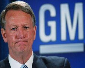 Compania americana General Motors va rechema in service 3 milioane de masini