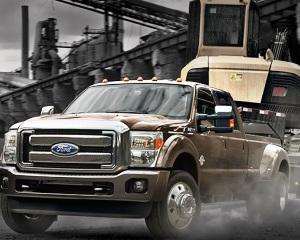 Compania auto Ford a inventat un nou tip de volan, care scade consumul de combustibil