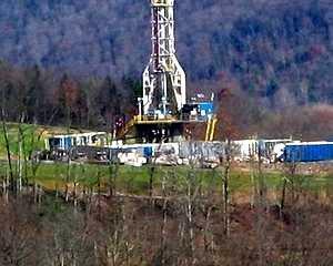 Compania Chevron va explora gaze intr-o alta zona din judetul Vaslui