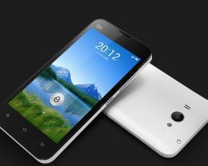 Compania chineza Xiaomi avanseaza in competitia cu Apple si Samsung