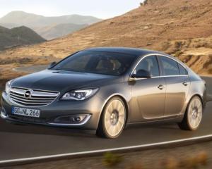 Compania Opel va reduce productia a doua modele de masini