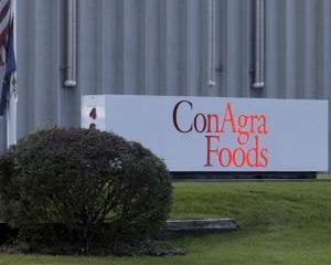 Profitul trimestrial al ConAgra a intrecut estimarile analistilor