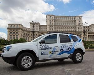 Bursa de Valori Bucuresti te premiaza cu o Dacia Duster