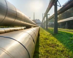 Ministerul Dezvoltarii Regionale anunta semnarea contractului de construire a conductei de gaz Iasi - Ungheni
