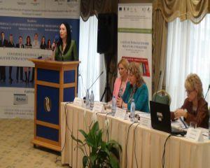 Prima conferinta regionala a furnizorilor de formare profesionala din Romania pentru regiunea Bucuresti-Ilfov