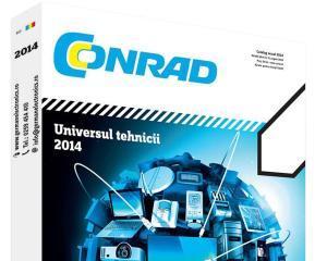Catalogul anual Conrad 2014 s-a lansat, in Romania