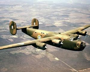 28 decembrie 1939 - primul zbor al unui bombardier Consolidated XB-24 Liberator