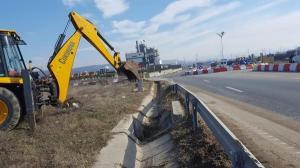 O companie din Turcia a semnat cu CNAIR contractul pentru construirea lotului 2 al Autostrazii de Centura Bucuresti Sud