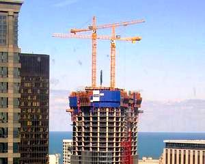 Sectorul constructiilor, in scadere usoara fata de anul trecut