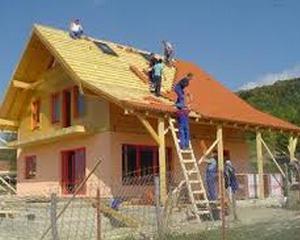 Romania, cea mai mare scadere, din UE, la constructii
