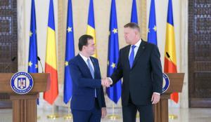 Klaus Iohannis il propune TOT PE ORBAN ca premier