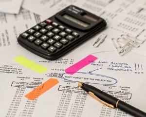 Moartea unui contabil (sau cum sa strivesti o floare cu bocancii)