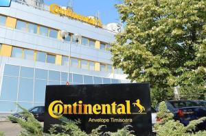 Continental a investit 200 de milioane de euro in 2019 in Romania si anunta angajari noi in 2020