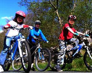 """Concurs de biciclete, pentru """"pitici"""", in acest week-end"""