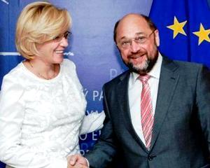 Corina Cretu, aleasa in functia de Vicepresedinte al Parlamentului European