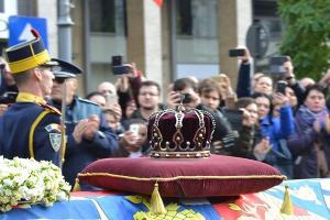 Coroana Regala a Romaniei va fi expusa la Bucuresti, in cadul Festivalului National de Teatru