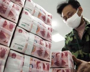 Politician chinez prins ca ascunde cativa metri cubi de bani in casa