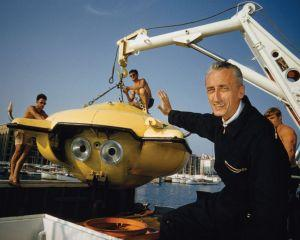 3 februarie 1953: Jacques-Yves Cousteau publica cartea The Silent World