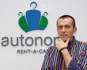 """Interviu cu Marius Stefan, Owner, Autonom Rent a Car: """"In fiecare an simt ca e mai bine in business-ul din Romania"""""""