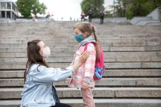 Bilantul infectarilor COVID-19 in scolile din Romania: Cazurile sunt in scadere