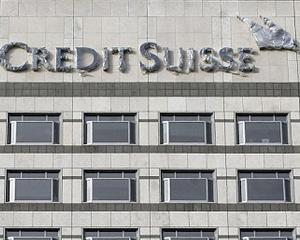 Bancherii Credit Suisse incep sa