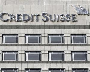 Bancherii Credit Suisse incep sa