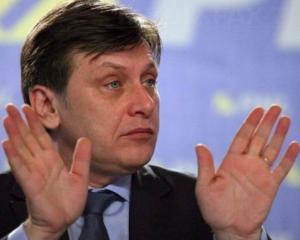 Crin Antonescu, prezent la lansarea candidatilor pentru alegerile europarlamentare din 25 mai
