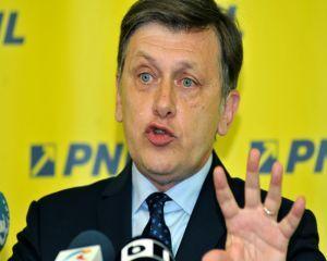 Ce a declarat presedintele PNL dupa ce a iesit de la urne