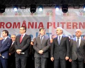 Crin Antonescu: PSD nu ma sustine pentru alegerile prezidentiale