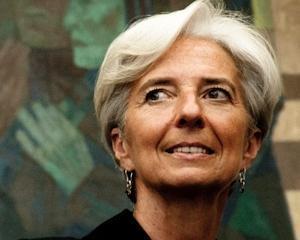 Lagarde cere lumii o mai stransa cooperare pentru reducerea inegalitatii