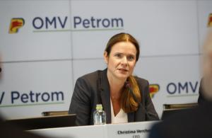 Christina Verchere, confirmata in functia de director general al OMV Petrom pentru un mandat de patru ani