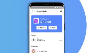 Wallet de criptomonede pe Android, disponibil prin browserul Opera