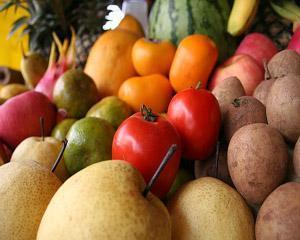 Culoarea alimentelor impotriva cancerului
