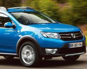 Cum a fost modificata Dacia Duster, in viziunea germanilor